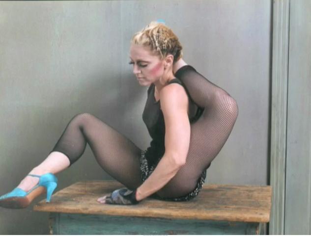 MadonnaYoga