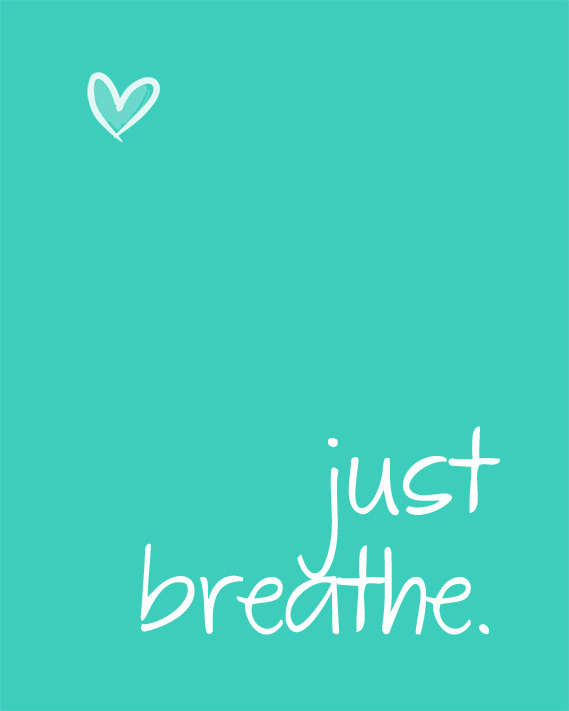 Just Breathe Tattoo Quotes Image Quotes At Hippoquotes Com: Yogini On The Loose